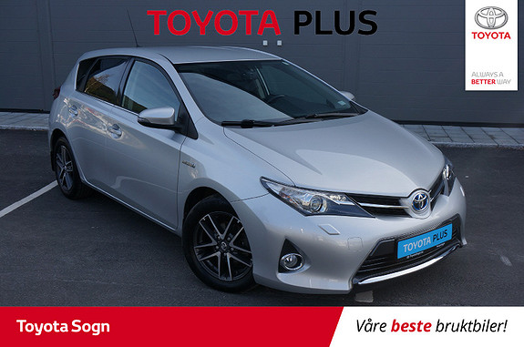 Toyota Auris 1,8 Hybrid E-CVT Active+  2015, 86619 km, kr 169000,-