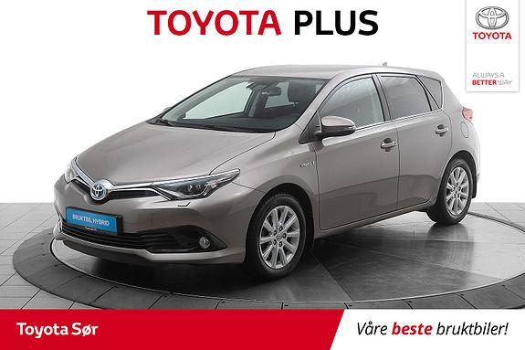 Toyota Auris 1,8 Hybrid E-CVT Style Innbyttegaranti kr. 20.000,-  2016, 44514 km, kr 199000,-