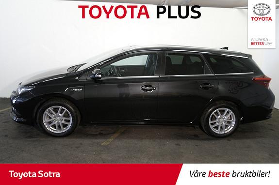 Toyota Auris 1,8 Hybrid E-CVT Active Sport  2018, 12228 km, kr 279000,-