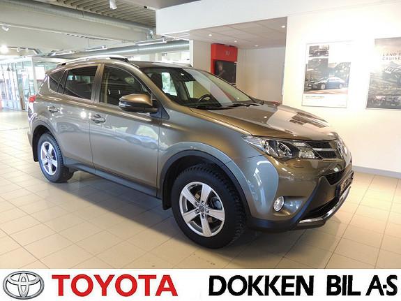 Toyota RAV4 2,0 D-4D 2WD Active Style  2014, 92240 km, kr 229000,-