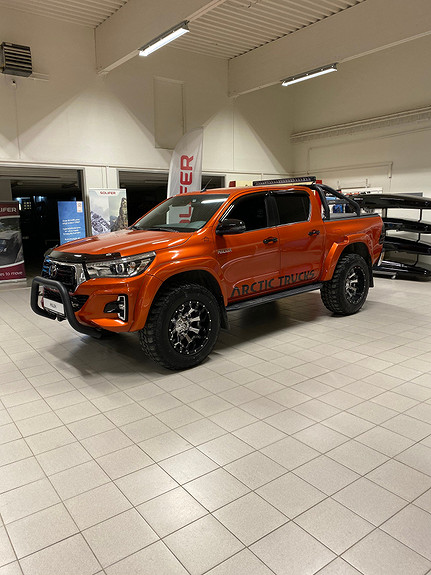 Toyota HiLux Arctic truck  2018, 37167 km, kr 760000,-