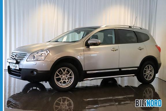 Bilbilde: Nissan Qashqai +2