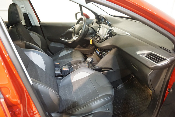 Bilbilde: Peugeot 2008