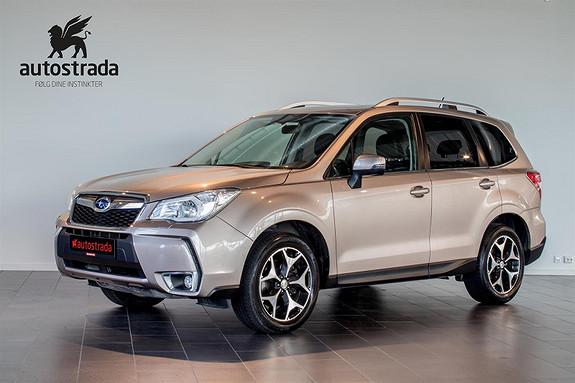 Subaru Forester 2.0  XT DIT Sport 241hk se km!