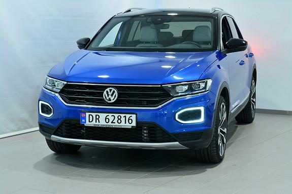 Volkswagen T-Roc SPORT 190 TSI 4M DSG  2019, 17000 km, kr 415900,-