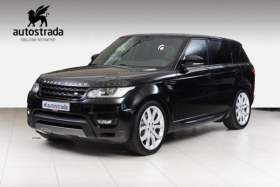 Land Rover Range Rover Sport TD V6 HSE Dynamic - Se utstyr!