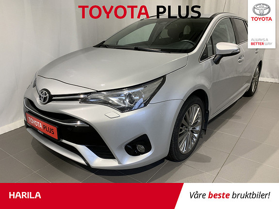 Toyota Avensis Touring Sports 1,8 Active Style M-drive S7  2017, 27110 km, kr 269000,-