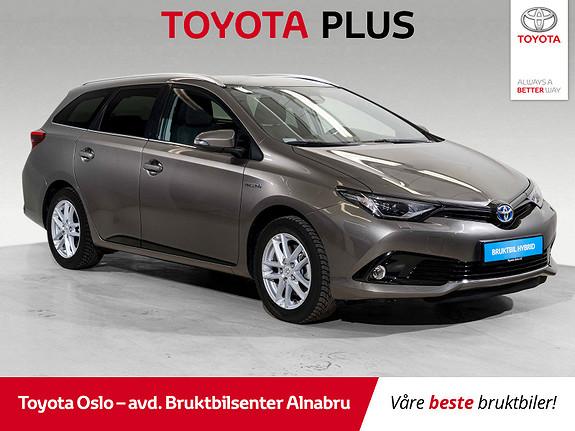 Toyota Auris Touring Sports 1,8 Hybrid Sport Vision SE KM!  2018, 2487 km, kr 294900,-