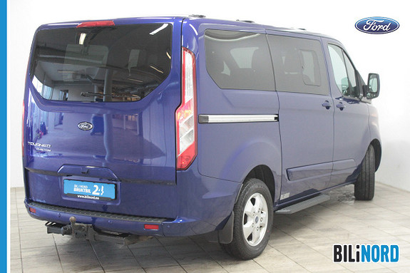 Bilbilde: Ford Tourneo Custom