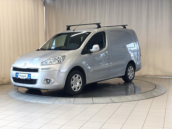 Peugeot Partner Mester 1,6 e-HDi 90hk L2  2014, 49776 km, kr 109000,-