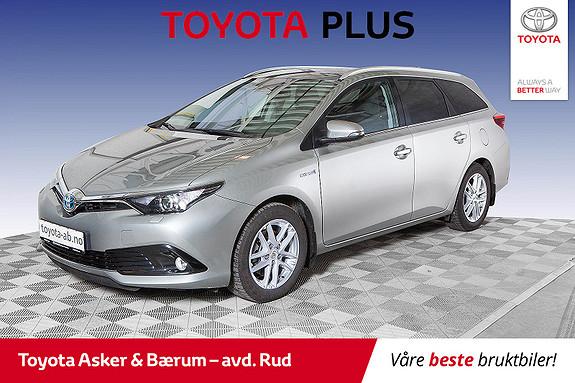 Toyota Auris Touring Sports 1,8 Hybrid Active+  2018, 47239 km, kr 255000,-