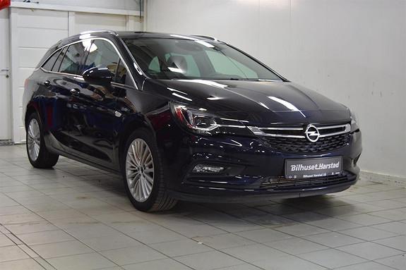 Opel Astra 1.4 Turbo 150HK Premium, Automat, Hengerfeste +++  2018, 54000 km, kr 249000,-