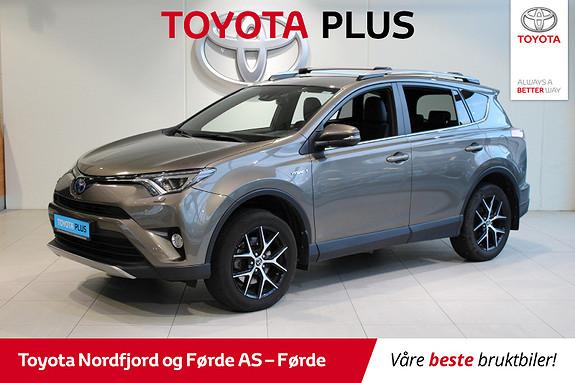 Toyota RAV4 Hybrid AWD Active Style 197HK Hengarfeste  2017, 26319 km, kr 429000,-