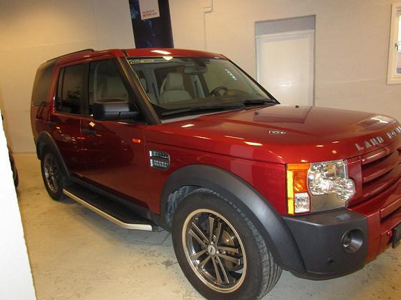Land Rover Discovery 2,7 TD V6  2006, 165965 km, kr 179900,-