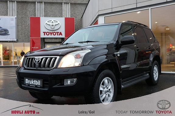 Toyota Land Cruiser 3,0 D-4D VX Aut CruiseControll/DAB+/  2007, 295000 km, kr 199900,-