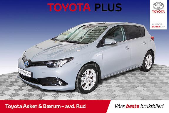 Toyota Auris 1,8 Hybrid E-CVT Active Sport  2018, 50518 km, kr 248000,-