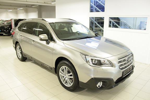 Subaru Outback 2,5i Classic aut Innbytte/Finans  2017, 22053 km, kr 424000,-