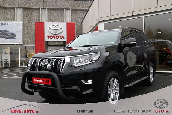 Toyota Land Cruiser 2,8 D-4D GX 5-s vare aut Topp utstyrsnivå!  2019, 17218 km, kr 619900,-