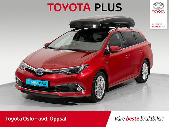 Toyota Auris Touring Sports 1,8 Hybrid Executive , Skiboks,  2017, 62223 km, kr 248900,-