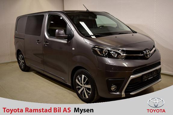 Toyota Proace 1,6 D 115 Comfort L1H1 , Meget hel og pen varebil,  2017, 81000 km, kr 225000,-