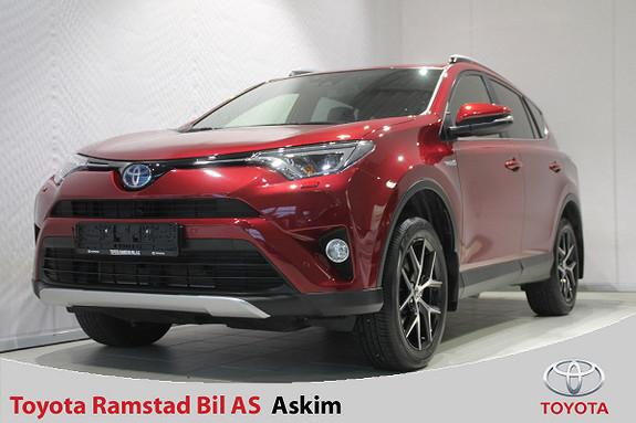 Toyota RAV4 Hybrid AWD 71n Edition  2018, 15000 km, kr 449000,-