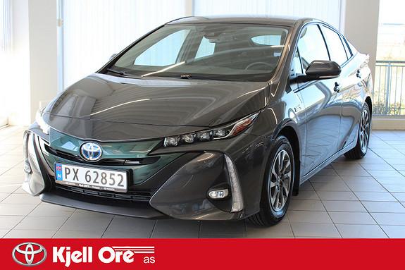 Toyota Prius Plug-in Hybrid 1,8 VVT-i Solar PHV Matrix lys, Solcelle  2017, 16075 km, kr 269000,-