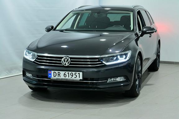 Volkswagen Passat STV 150 TDI DSG BUS +  2019, 46000 km, kr 334900,-