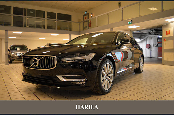 Volvo V90 D4 190hk AWD Inscription aut  2018, 140 000 km, kr 479 000,-