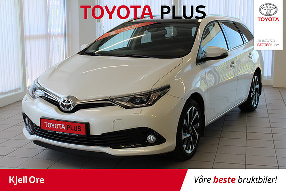 Toyota Auris Touring Sports 1,2 Style TOYOTA PLUS  2016, 26870 km, kr 209000,-