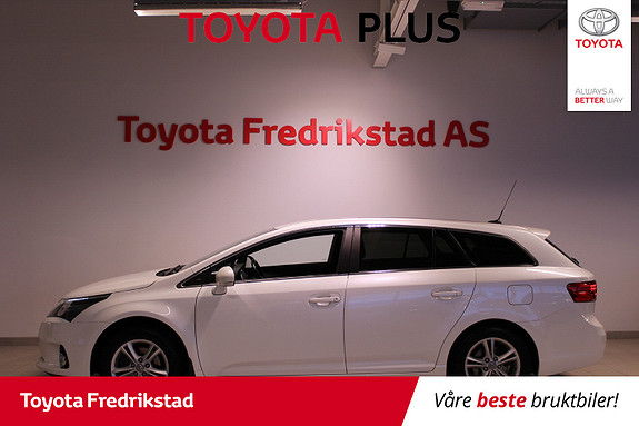 Toyota Avensis 1,8 147hk Adv InBusiness 2.0 M-drive S  2015, 91600 km, kr 209000,-