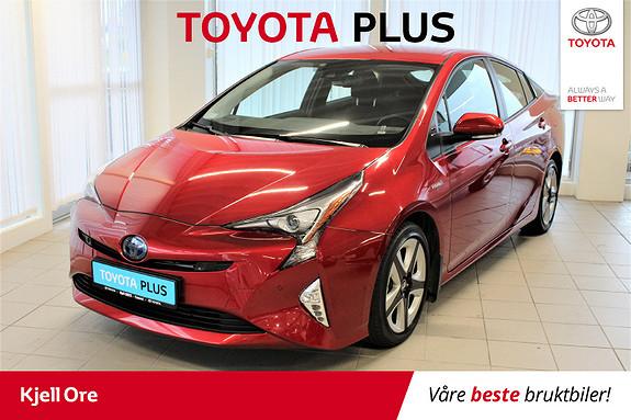 Toyota Prius 1,8 VVT-i Hybrid Executive m/ Hengerfeste, navi ++  2016, 29674 km, kr 235000,-