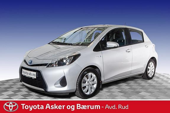 Toyota Yaris 1,5 Hybrid Active  2013, 34448 km, kr 129000,-