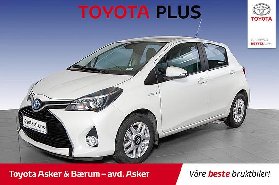 Toyota Yaris 1,5 Hybrid Active S e-CVT  2016, 31900 km, kr 169000,-
