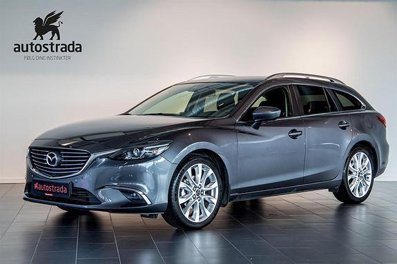 Mazda 6 2.2  D VISION AWD STV