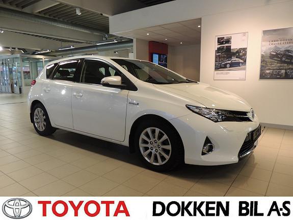 Toyota Auris 1,8 Hybrid E-CVT Active Go navi  2013, 49335 km, kr 179000,-
