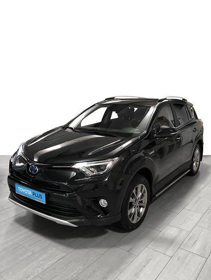 Toyota RAV4 Hybrid AWD Executive **SKINNSETER**HENGERFESTE**  2016, 73405 km, kr 355000,-