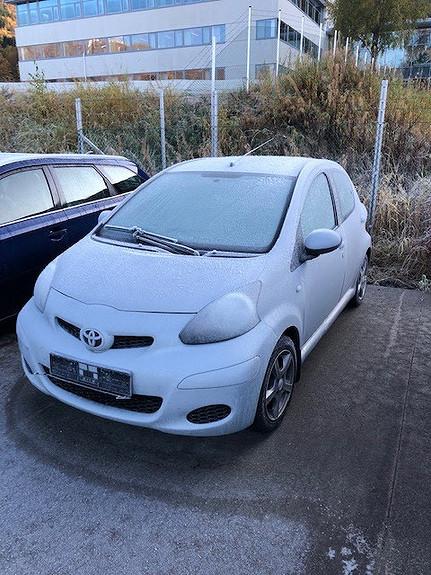 Toyota Aygo 1,0 + 5-d **EU OK TIL 2021  2009, 136795 km, kr 26000,-