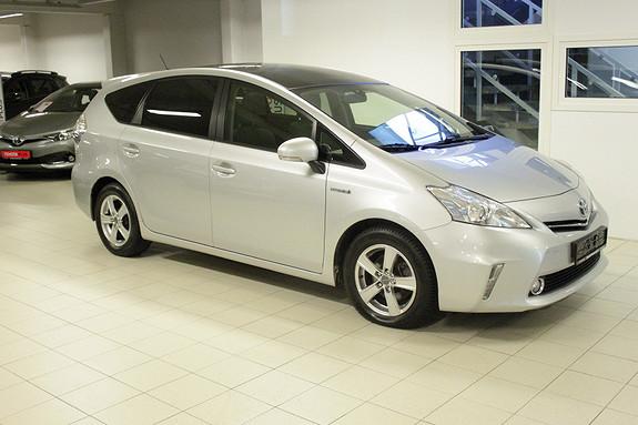 Toyota Prius+ Seven 1,8 VVT-i Hybrid Executive  2014, 127333 km, kr 189000,-