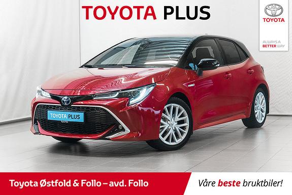 Toyota Corolla 1,8 Hybrid e-CVT Executive Bitone  2019, 3972 km, kr 369000,-