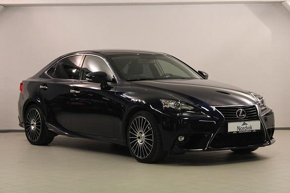 Lexus IS 300h Comfort  2014, 58100 km, kr 284000,-