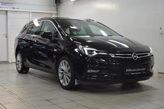 Opel Astra 1.4 Turbo 150HK Premium Automat, Hengerfeste +++  2018, 53550 km, kr 249000,-