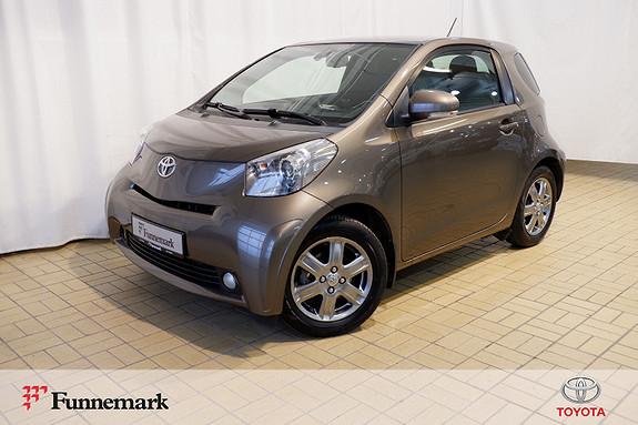 Toyota IQ 1,0VVT-i Aut. iQ2  2011, 72240 km, kr 75000,-