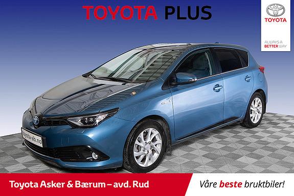 Toyota Auris 1,8 Hybrid E-CVT Sport Vision Bi-Led  2018, 47041 km, kr 249000,-