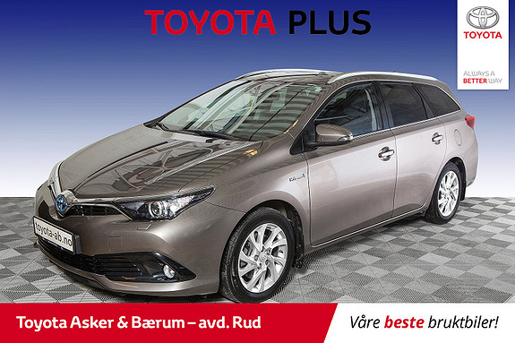 Toyota Auris Touring Sports 1,8 Hybrid Active Sport  2018, 52470 km, kr 248000,-