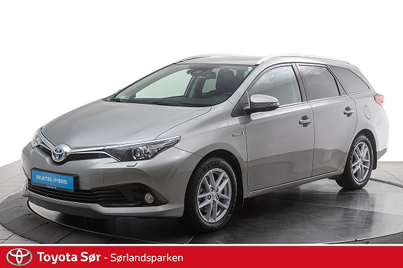 Toyota Auris Touring Sports 1,8 Hybrid Active Sport  2018, 46 419 km, kr 249 000,-