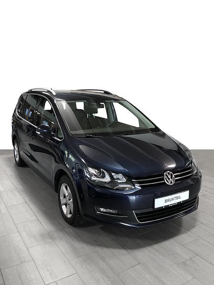 Volkswagen Sharan 2,0 140 TDI BMT DSG Highline **7 SETER FAMILIEBIL**  2011, 144000 km, kr 209000,-