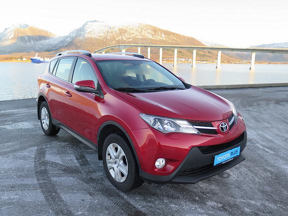 Toyota RAV4 2,0 4WD Sense CVT  2014, 55110 km, kr 279000,-