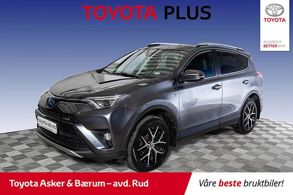 Toyota RAV4 Hybrid 4WD Active Style Hengerfeste  2016, 62300 km, kr 369000,-