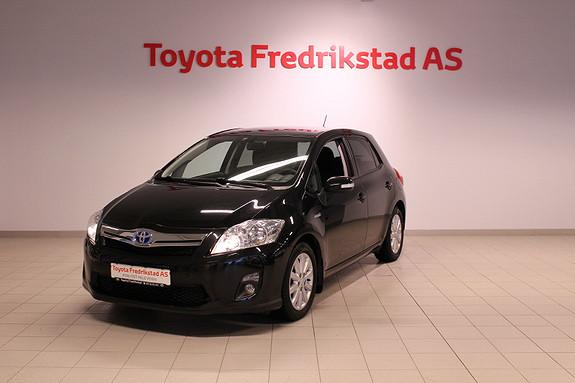 Toyota Auris 1,8 Hybrid Executive HSD  2012, 92271 km, kr 119000,-