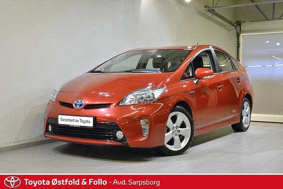 Toyota Prius 1,8 VVT-i Hybrid Executive , SKINN/DAB+/JBL,  2012, 98300 km, kr 135000,-